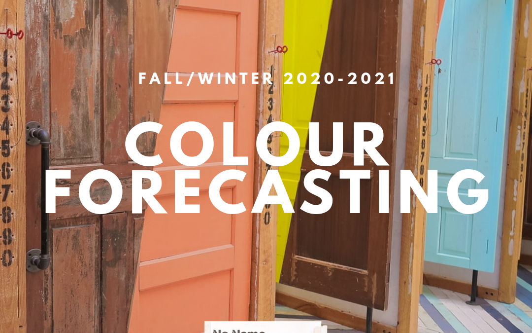 COLOUR TRENDS FOR FALL/WINTER 2020-2021