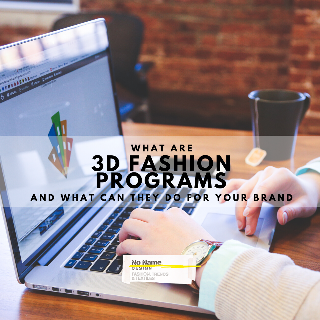 What are 3d Fashion Design programs and what can they do for your brand