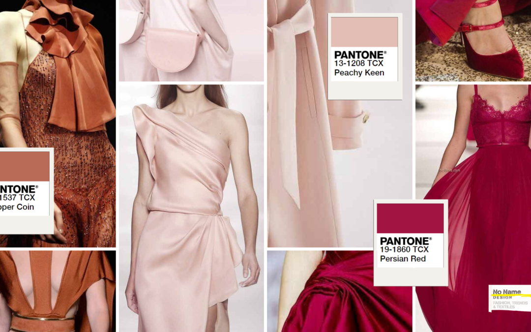 COLOURS TRENDS FALL/WINTER 2021-22